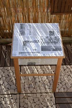 Möbel Mit Zeitung Bekleben : k chenhocker selbst gestalten selbstgebaute m bel ~ Bigdaddyawards.com Haus und Dekorationen