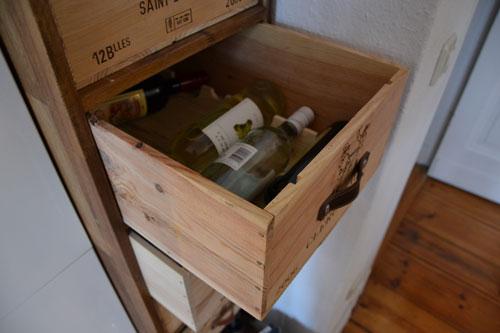 Weinregale Holz Selber Bauen ~ Bilder Weinregal Aus Holz Selber Bauen Pictures